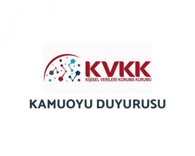 Covid-19 (Pandemi) ile Mücadele Sürecinin KVKK Kapsamında Değerlendirilmesi